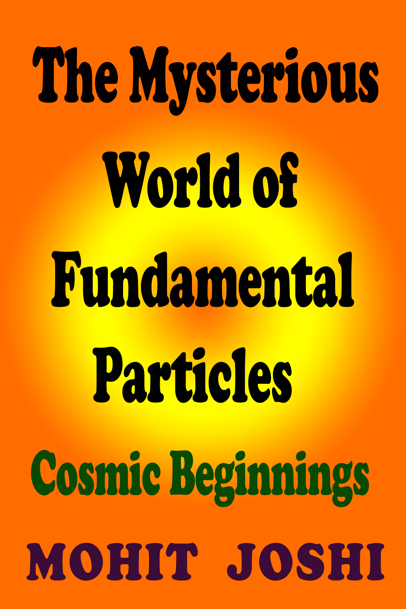 mohitjoshi.com, the mysterious world of fundamental particles